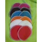 Coussinets d'allaitements lavables, 6 coloris au choix.